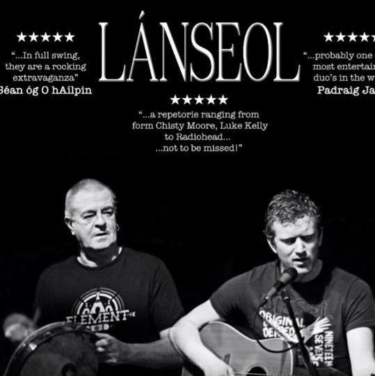 Lanseol – Irish and Contemporary Music with a Celtic Twist!